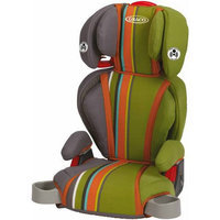 Graco Highback TurboBooster Car Seat, Gecko