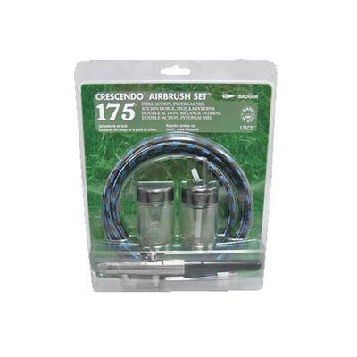 Badger Airbrush Company Crescendo 175 Airbrush Set - Limited Time 20% Off Sale! Price shown reflects discount.