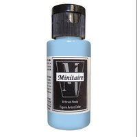 Badger Airbrush Company Badger Air-Brush Company, 2 Ounce Bottle Minitaire Airbrush Ready, Water Based Acrylic Paint, Sky B BADD6144