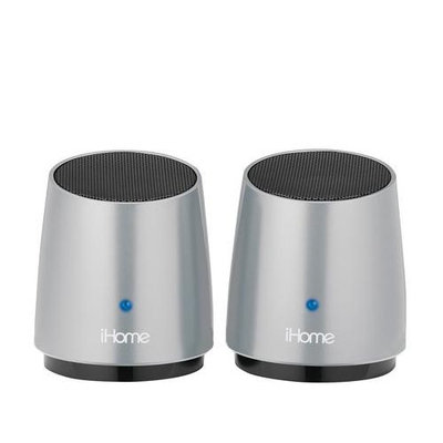 iHome iHM89 Rechargeable Portable Mini Speakers