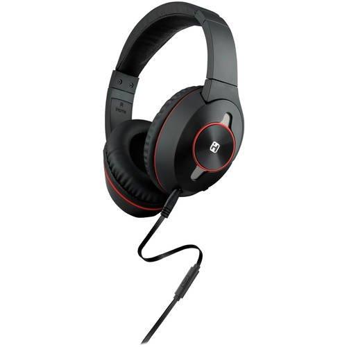 ihome ib51 active noise cancelling over ear headphones. Black Bedroom Furniture Sets. Home Design Ideas