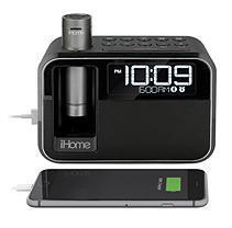 Ihome Kineta Dual Charge iHome Kineta Dual Charging Alarm Cloc Radio with Portable Powerbank