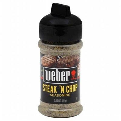 Weber Seasoning Steak N Chop 3 Oz Pack Of 6