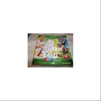 Cardinal Industries Crayola Color Wonder Girls Puzzle - Paw Patrol
