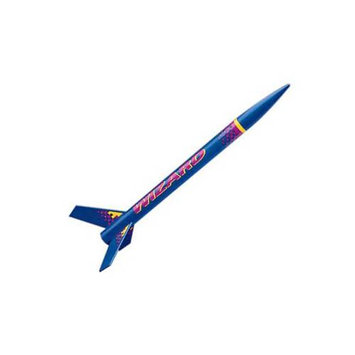 Estes Wizard Flying Model Rocket Kit