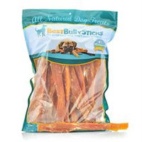 Best Bully Sticks Beef Back Strap / 50 Pack