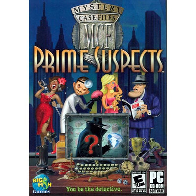 Activision, Inc. Mystery Case Files: Prime Suspects