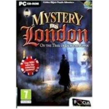 Big Fish Mystery In London: Jack The Ripper