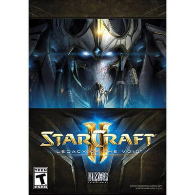 Activision Starcraft Ii: Legacy Of The Void - Windows
