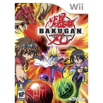 Inetvideo Activision 047875760035 Bakugan Battle Brawlers Game for Nintendo Wii