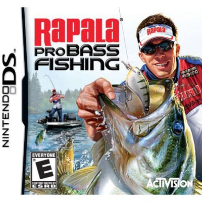 Activision Blizzard Inc 76515 Rapala Pro Bass Fshng 2010 DS