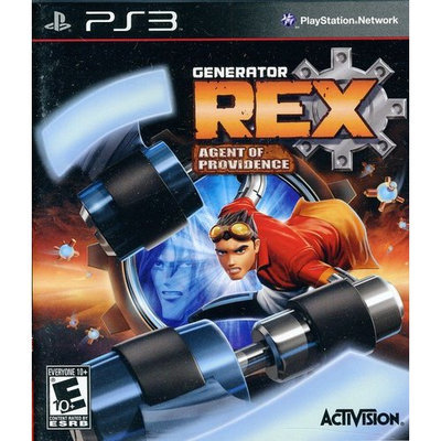 Activision PS3 Generator Rex: Agent of Providence