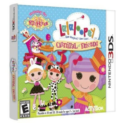 Activision Lalaloopsy Carnival of Friends - Entertainment Game - Cartridge - Nintendo 3DS 76712