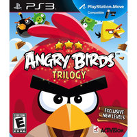 Activision Blizzard Inc 76725 Angry Birds Trilogy PS3