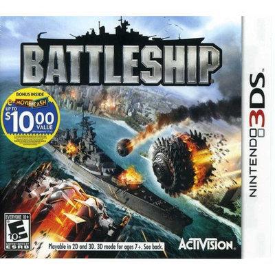 Activision BATTLESHIP - Action/Adventure Game - Cartridge - Nintendo 3DS