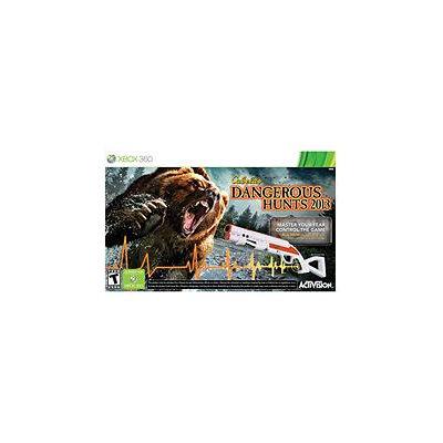 Activision, Inc. Cabela's Dangerous Hunts 2013 with Gun - Xbox 360