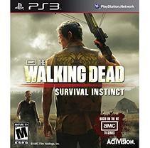 Activision The Walking Dead: Survival Instinct PS3 76995