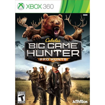 Microsoft Corp. Cabela's Big Game Hunter: Pro Hunts (Xbox 360)
