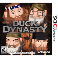 Activision, Inc. Duck Dynasty - Nintendo 3ds