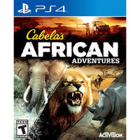 Activision Cabela's African Adventures - Playstation 4