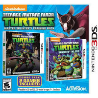 Activision Teenage Mutant Ninja Turtles: Master Splinter's Training Pack for Nintendo 3DS