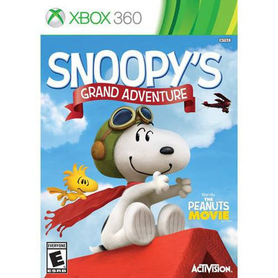 Activision Snoopy's Grand Adventure - Xbox 360