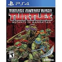 Activision Tmnt Mutants in Manhattan (PlayStation 4)