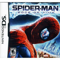 Activision Spider-Man Edge of Time - Action/Adventure Game Retail - Cartridge - Nintendo DS