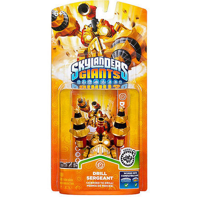 Activision Skylanders Giants Individual Character Pack - Drill Sergeant 2