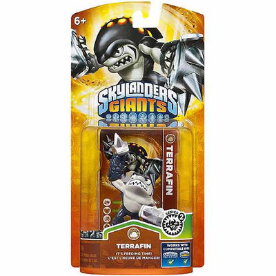 Activision Skylanders Giants Individual Character Pack - Terrafin 2
