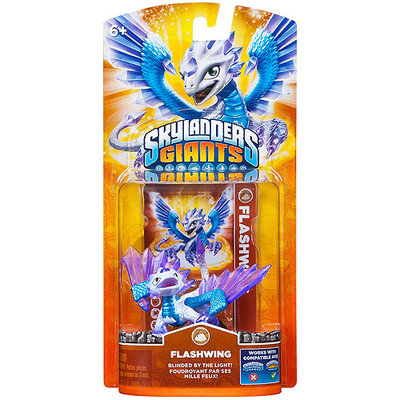Activision 047875845244 Skylanders Giants - Flashwing Figurine for Xbox 360, Play Station 3, Nintendo Wii, Nintendo Wii U