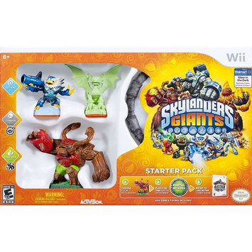 Skylanders Giants: (Glow In The Dark) Starter Kit (Walmart Exclusive) (Wii)