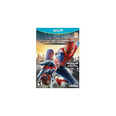 Activision 84637 Amazing Spiderman Wiiu
