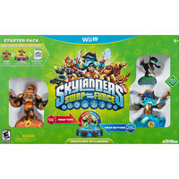 Activision Skylanders SWAP Force Starter Pack for Nintendo Wii U