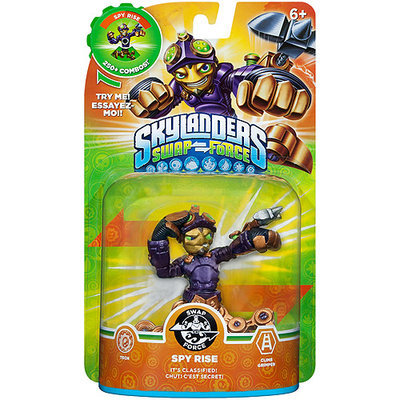 Activision Skylanders SWAP Force Swappable Individual Character Pack- Spy Rise