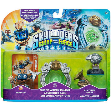 Activision Skylanders SWAP Force Sheep Wreck Island Adventure Pack