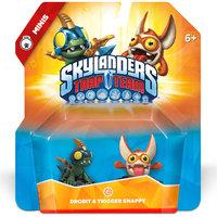 Rgc Redmond Skylanders Trap Team - Mini 2 Pack - Drobit & Trigger Snappy