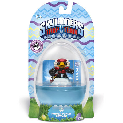 Activision - Skylanders Trap Team Minis Character Pack (spring Edition Power Punch Pet Vac) - Multi