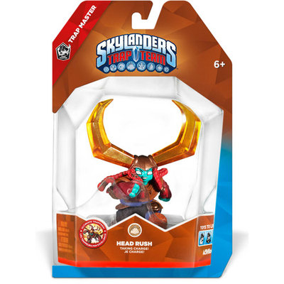 Activision, Inc. Skylanders Trap Team Trap Master Character Pack (head Rush) - Xbox One, Xbox 360, Ps4, Ps3, Nintendo Wii, Wii U, 3ds
