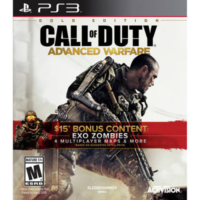 Activision Call Of Duty: Advanced Warfare - Game Of The Year - Playstation 3