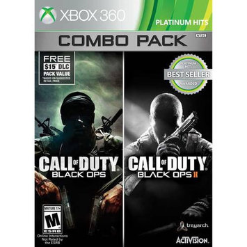 Activision Call Of Duty: Black Ops & Call Of Duty: Black Ops Ii Combo Pack - Xbox 360