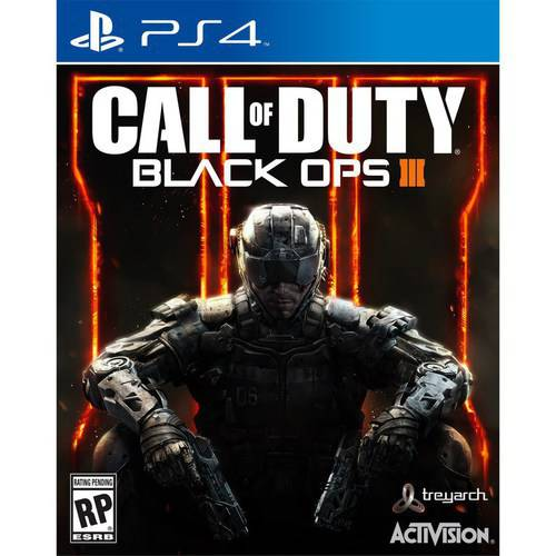 Activision Call Of Duty: Black Ops Iii - Playstation 4