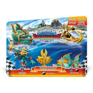 Activision - Skylanders Superchargers Racing Action Pack (sea) - Multi