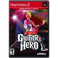 Activision PS2 Guitar Hero Greatest Hits Game