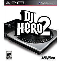 Activision DJ Hero 2 - game only PS3