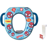 Babies R Us Marvel Ultimate Spiderman Soft Potty Seat