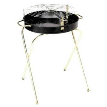 Marsh Allen 717HH 18 Inch Folding Barbeque Grill