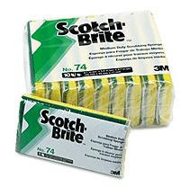 Scotch-Brite 74CC Medium Duty Scrub Sponge