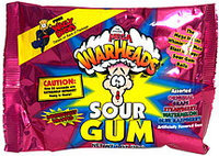 Mega Warheads Sour Gum Assorted