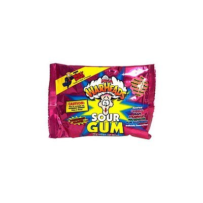 Mega Warheads Sour Gum Assorted